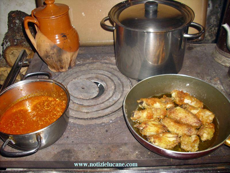 Cucina a legna - Cucinare con il forno a legna ...