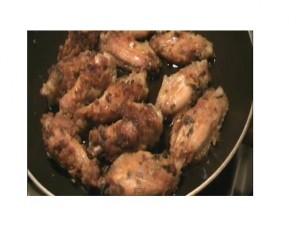 Ali pollo fritto