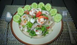 Yam Woon Sen Sea Food