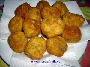 polpetta di patate