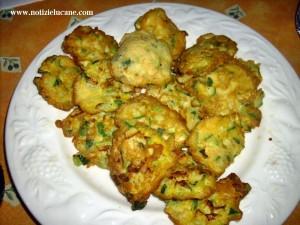 zucchine frittelle