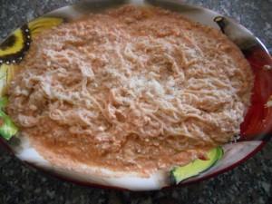 spaghetti tonno ricotta