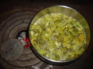 marmellata kiwi