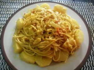 Spaghetti SEA (Sud  Est Asiatico)